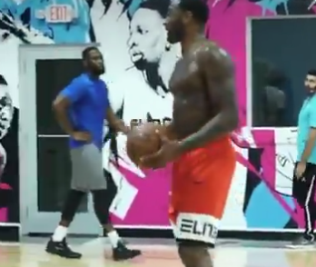 Video of John Wall balling out against Michael Beasley shows Wizards star is healthy