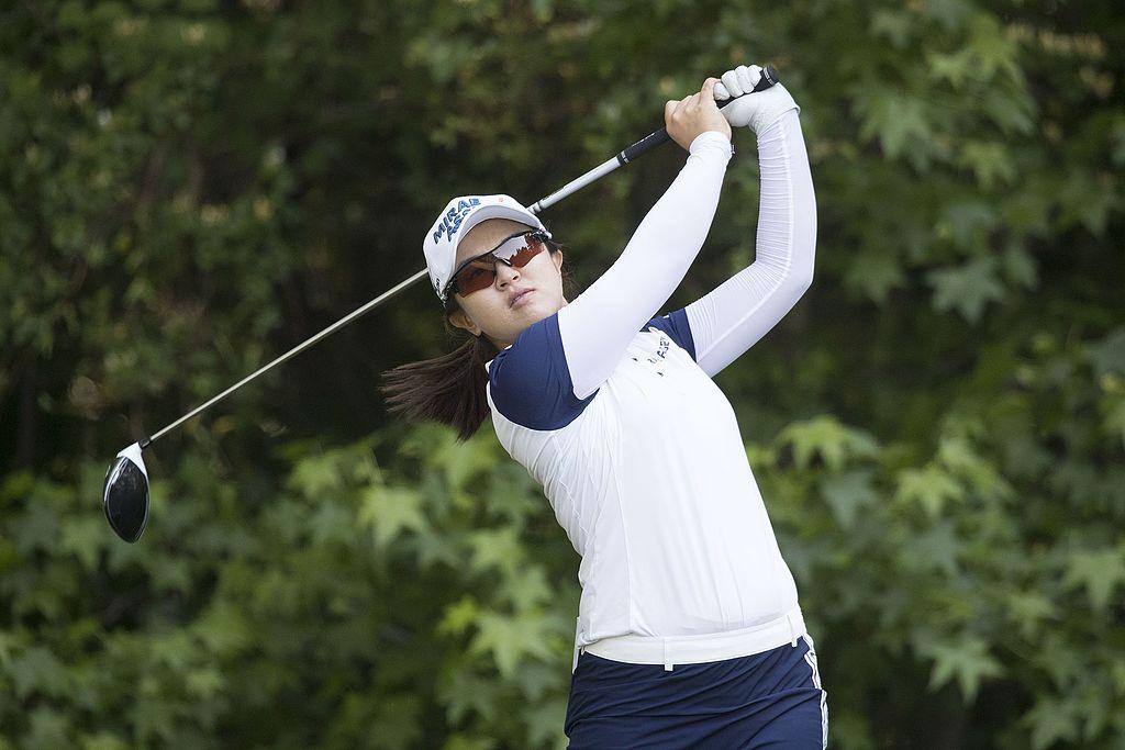 Sei-young Kim wins Women's PGA Championship
