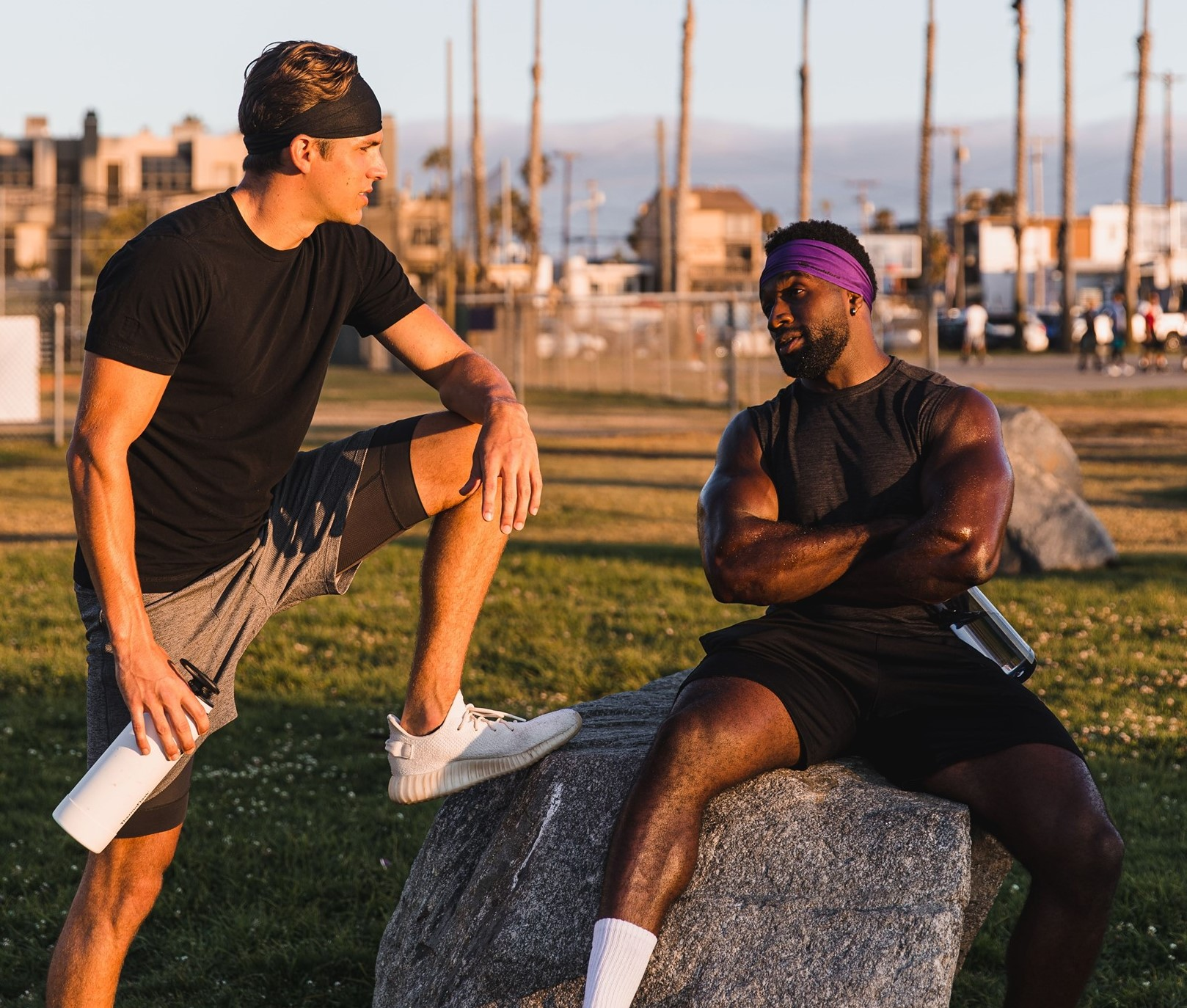 The Most Comfortable Sports Headbands for Men