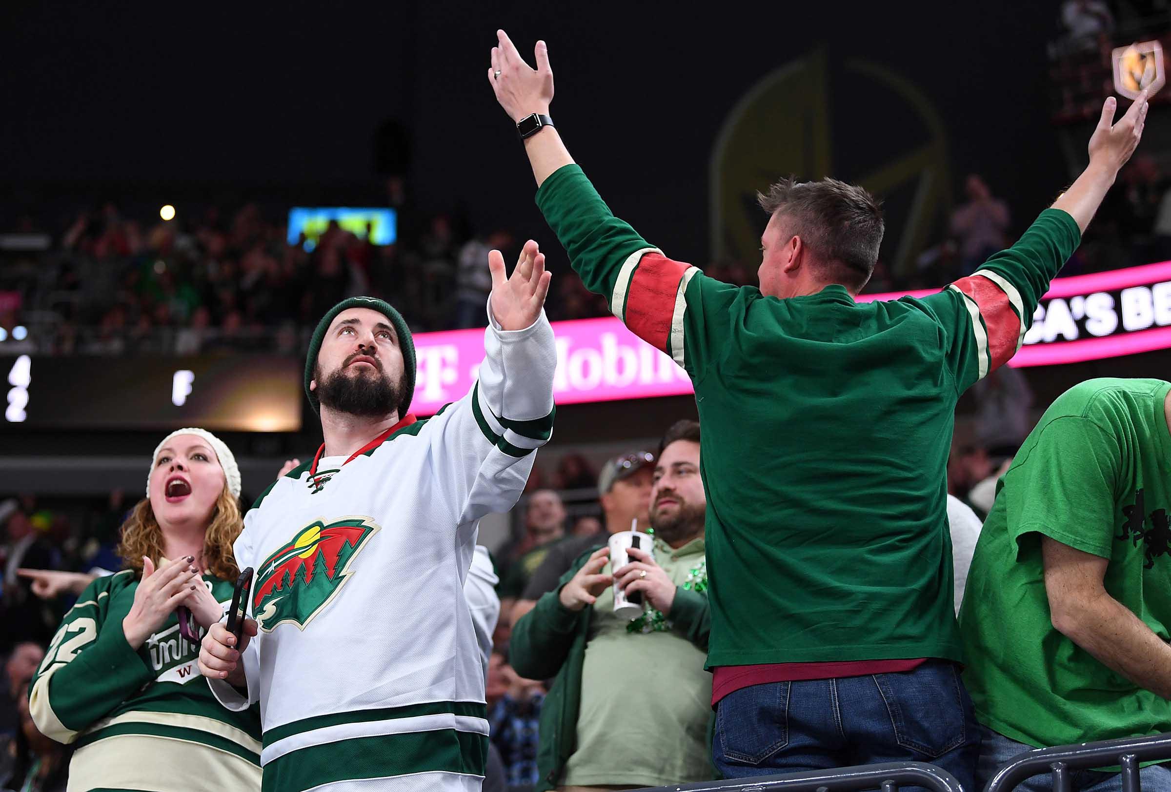 2020-21 Minnesota Wild Fans Speak Pre-Season Edition: Part 1 of 3
