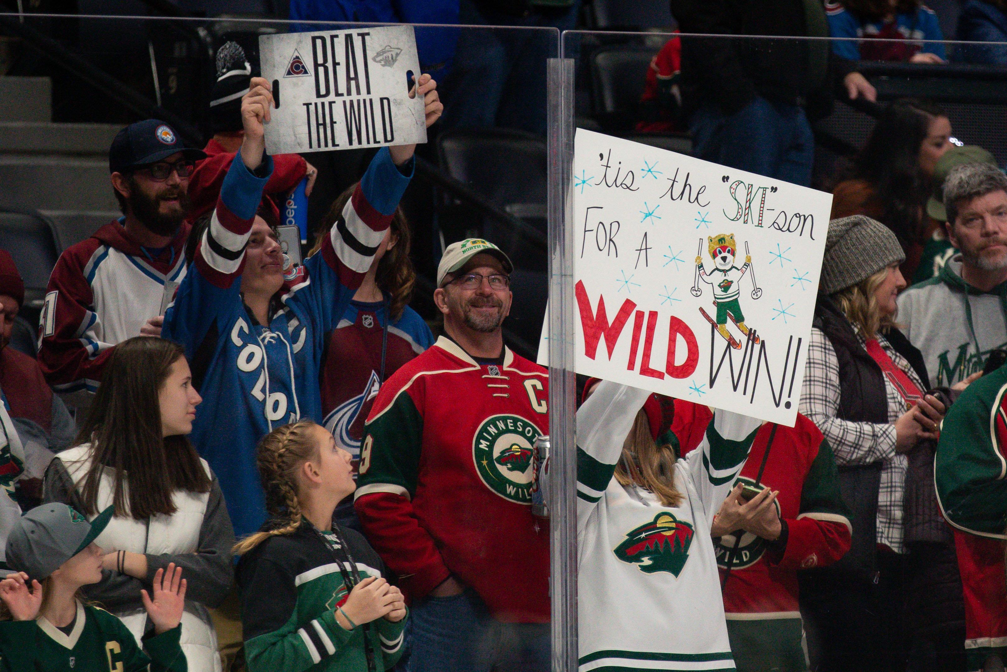 2020-21 Minnesota Wild Fans Speak Pre-Season Edition: Part 3 of 3