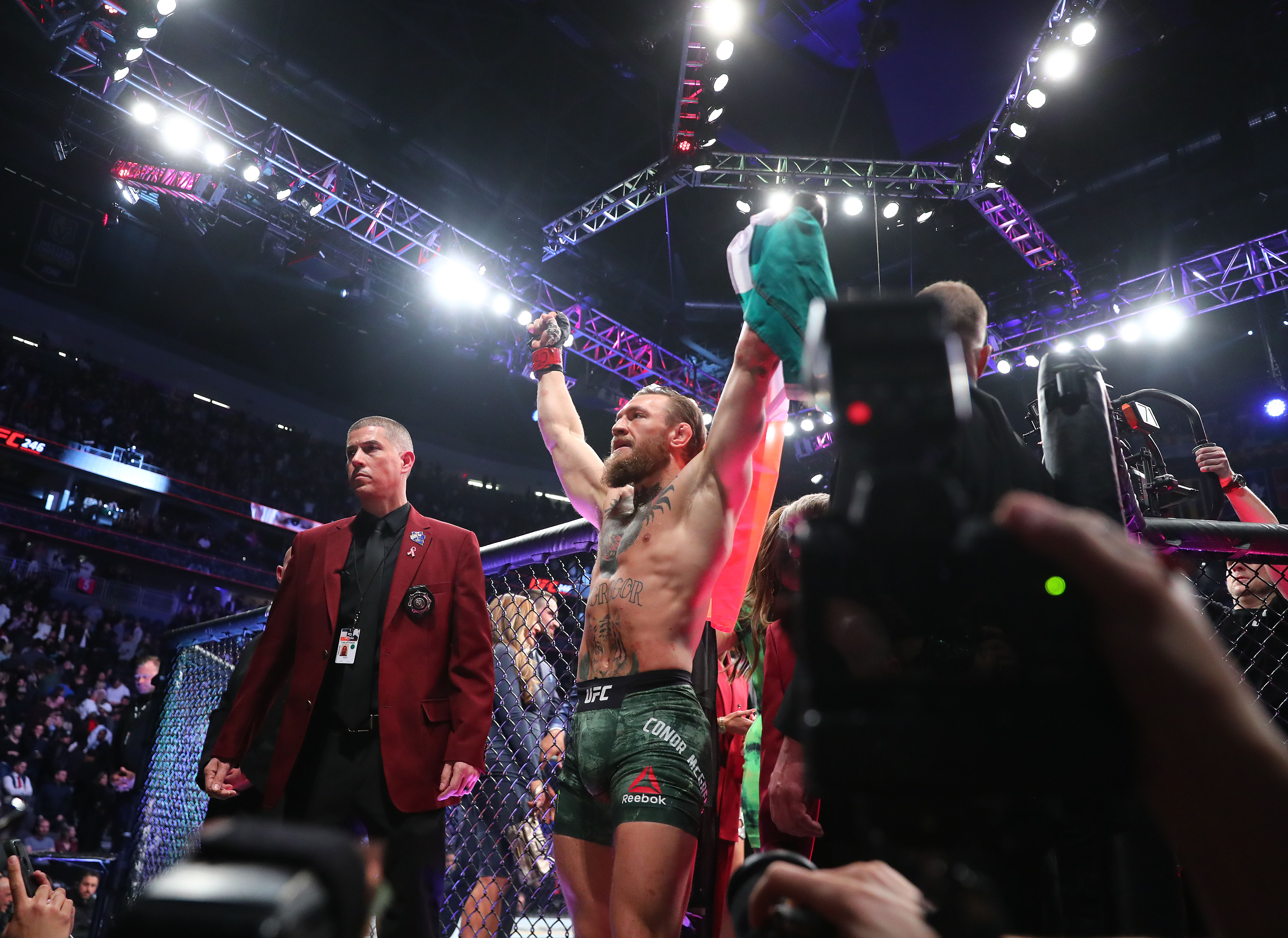 Prop Bets For Conor McGregor vs Dustin Poirier