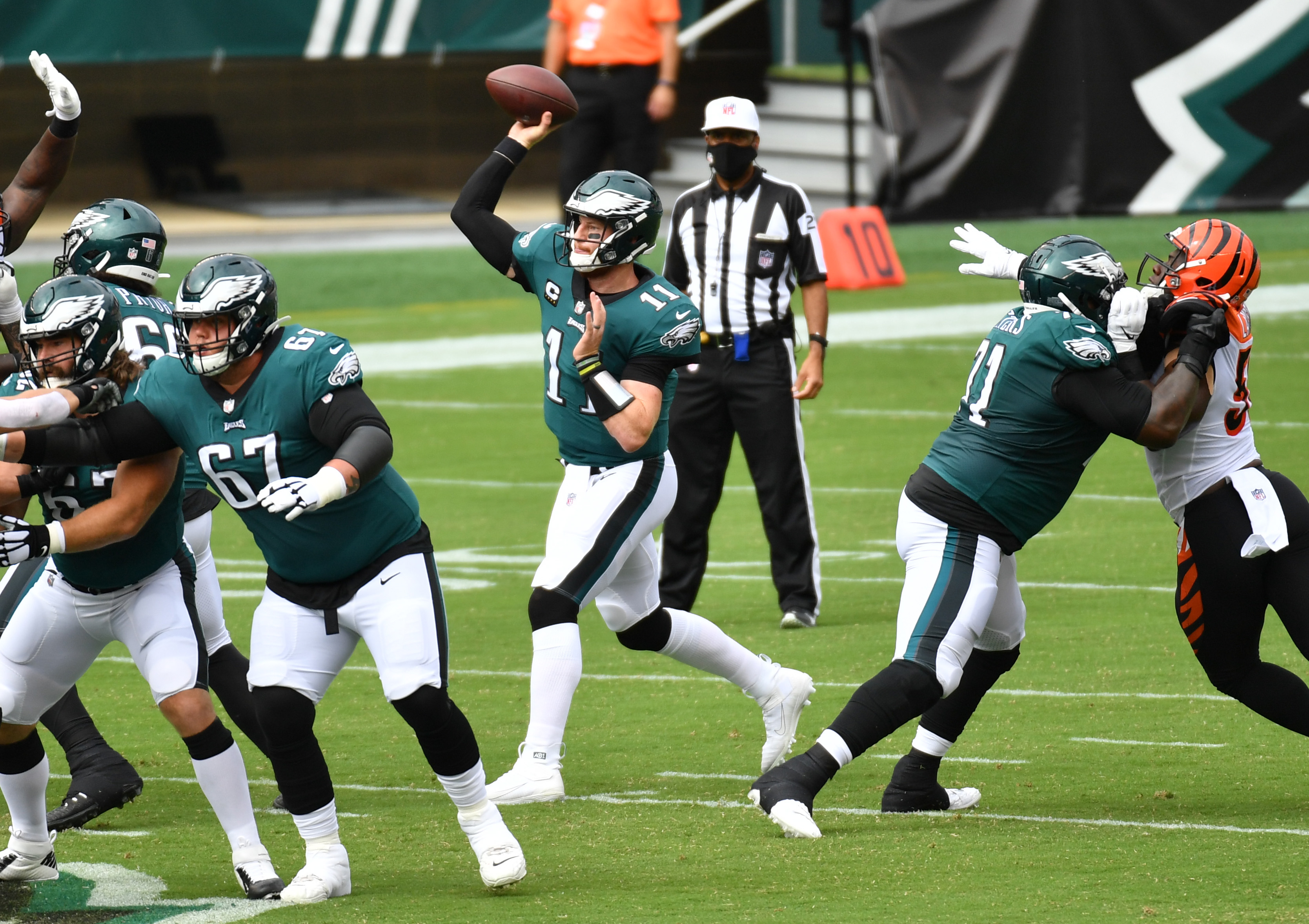 Week 4 Preview: Eagles looking for first win against 49ers
