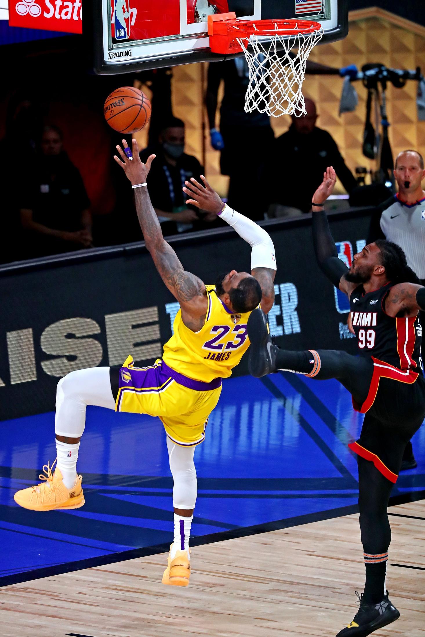 NBA Finals Game 4 Fantasy Stud: LeBron James