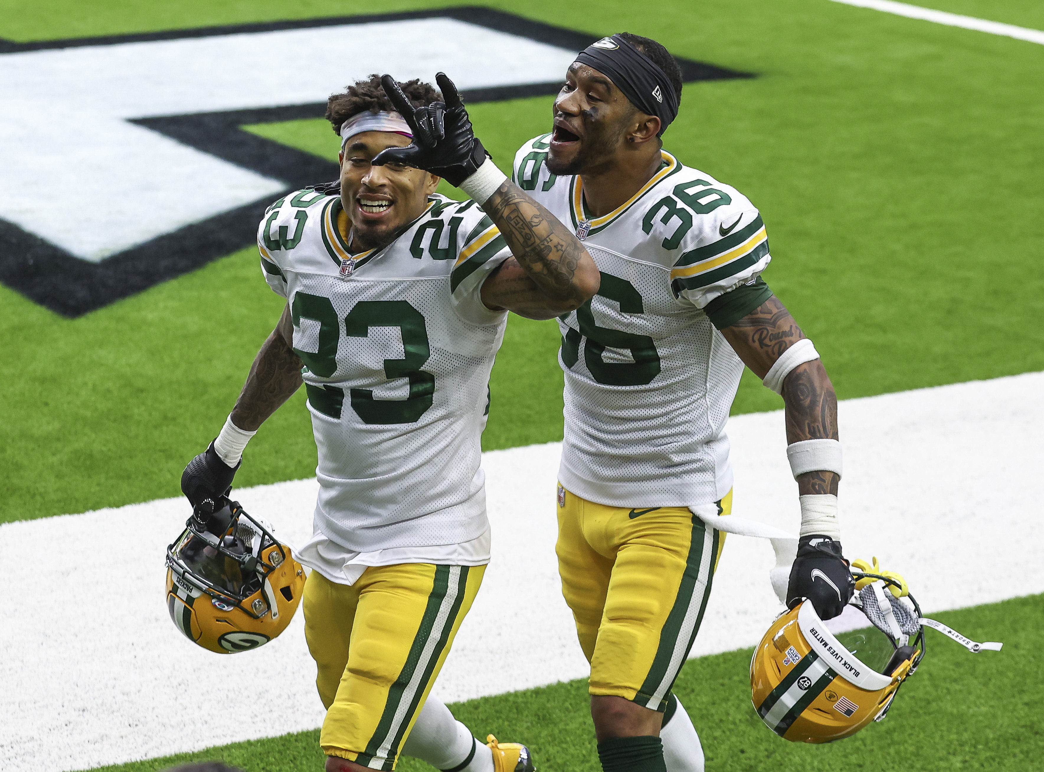 No Doubt About It: Packers CB Jaire Alexander Is Elite