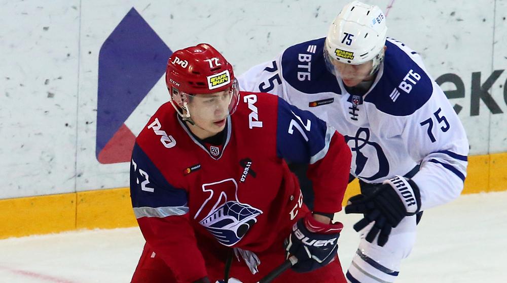 Edmonton Oilers Select F Maksim Berezkin 138th overall