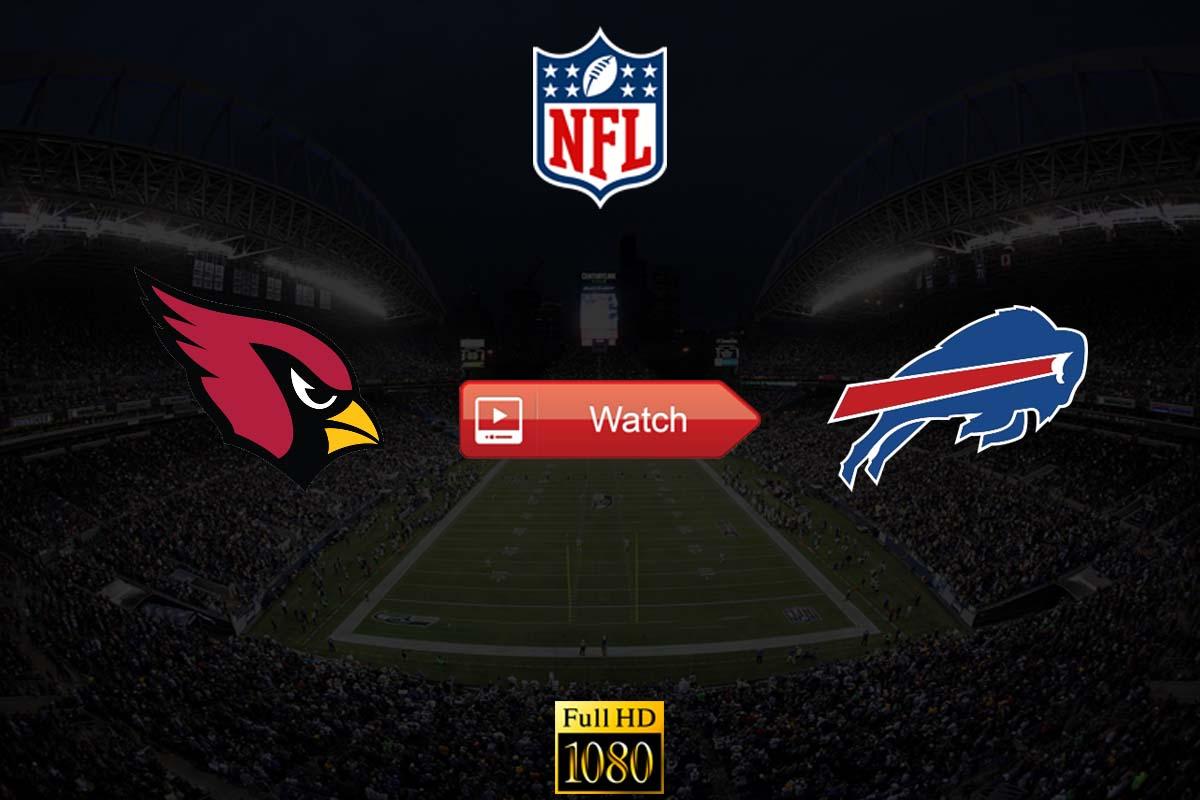 Week 10 Cardinals vs Bills Live Stream Reddit Free Online