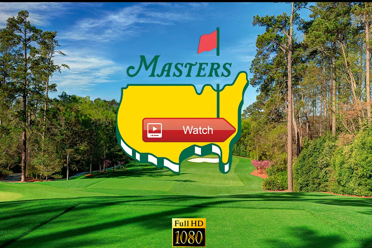 Masters Golf Reddit