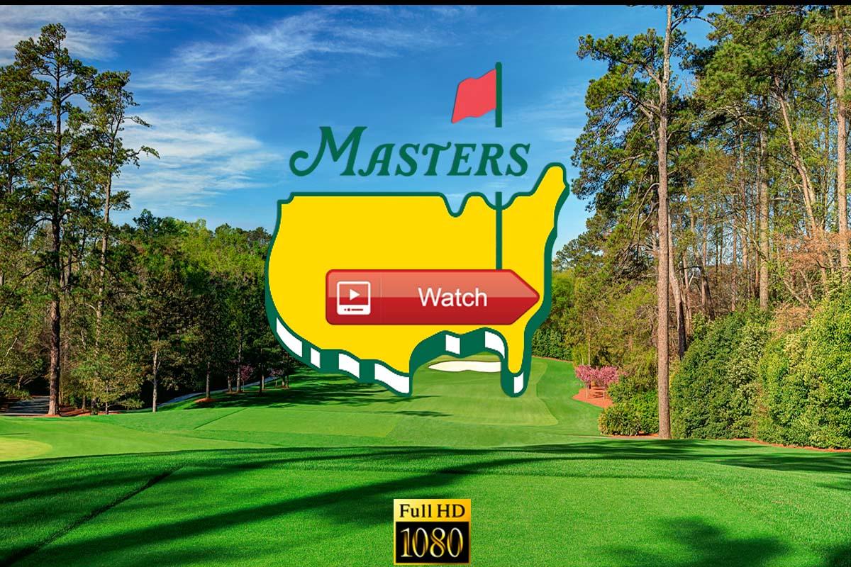 Day 4 Masters Golf Live Stream Reddit 2020
