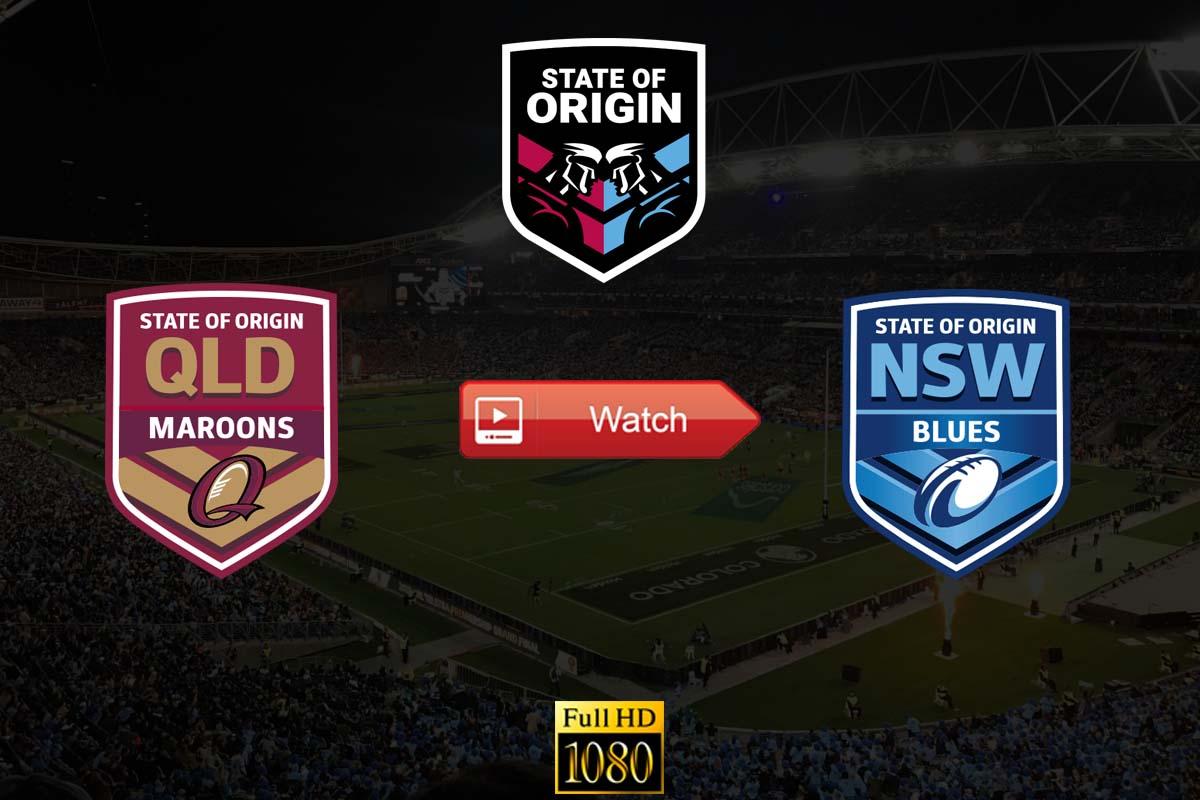 State of Origin Live Stream 2020 Reddit: Watch Game 3 Stream Free at Suncorp Stadium
