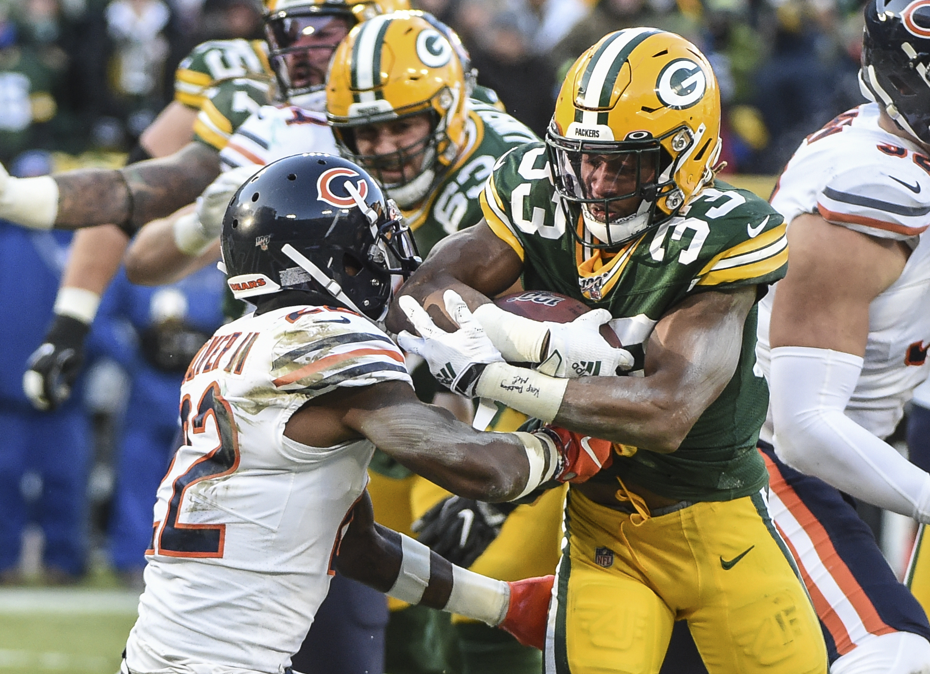 Six Key Factors That Will Determine the Winner of the Packers-Bears
