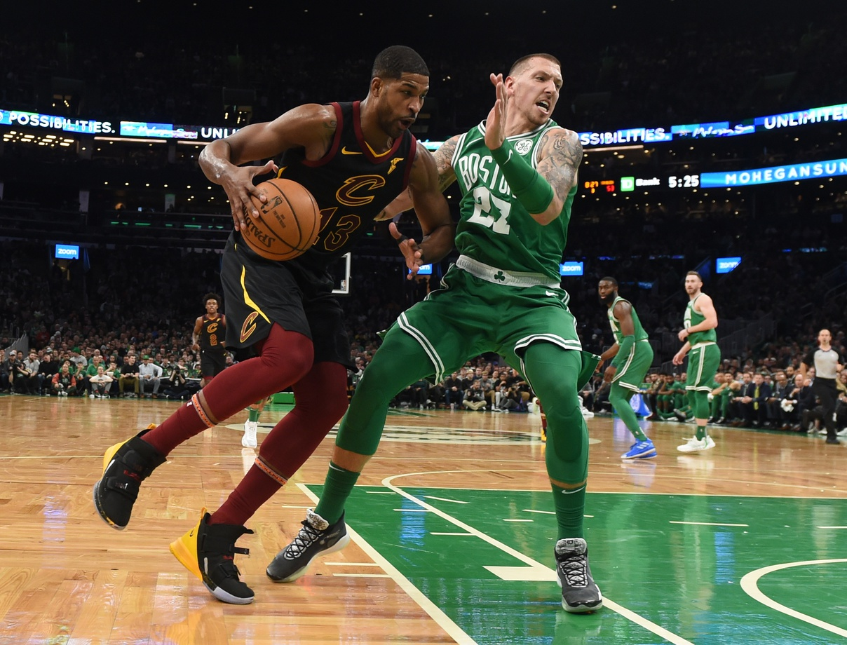 Your Morning Dump... Where Tristan Thompson and Jeff Teague are coming to Boston