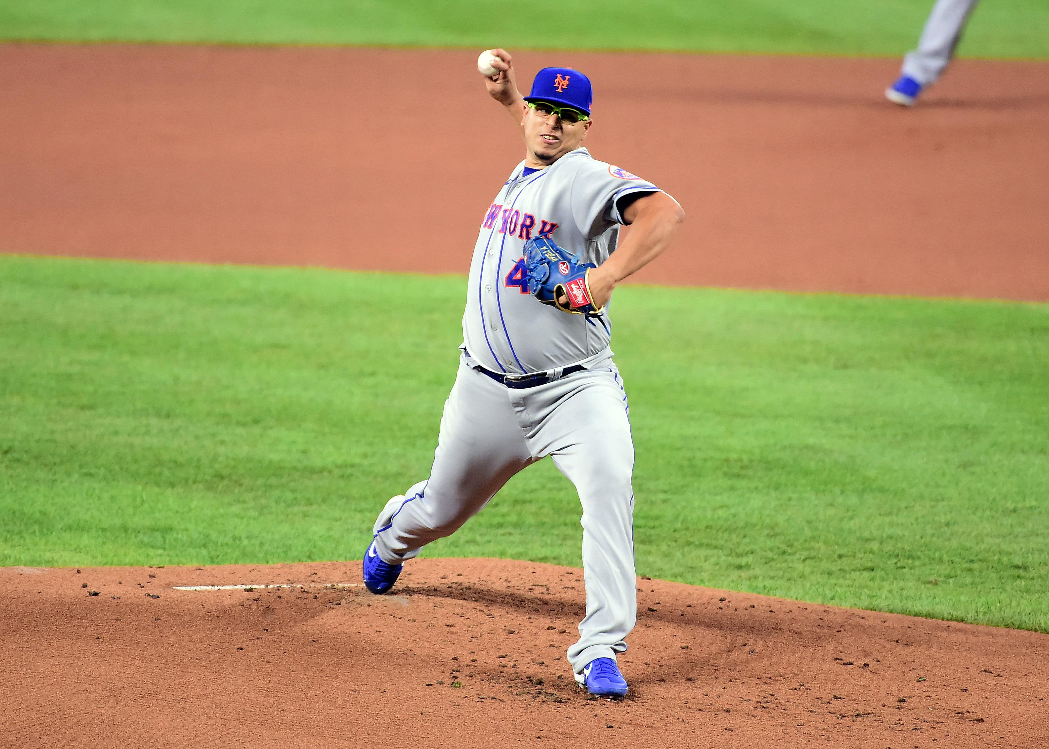 Mike's Mets Player Review Series: Ariel Jurado