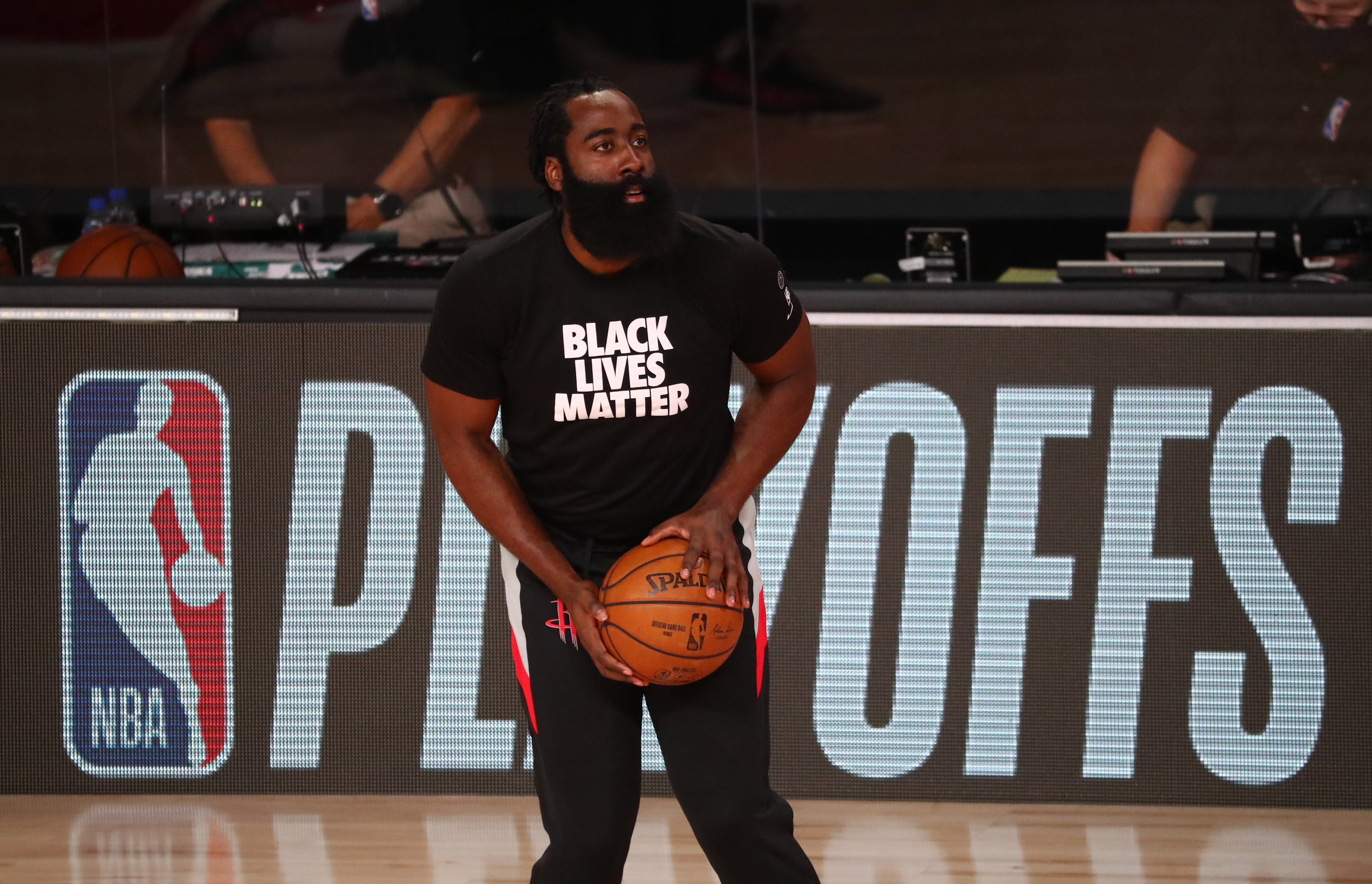 James Harden actually turned down over $50 million per year contract extension with Rockets