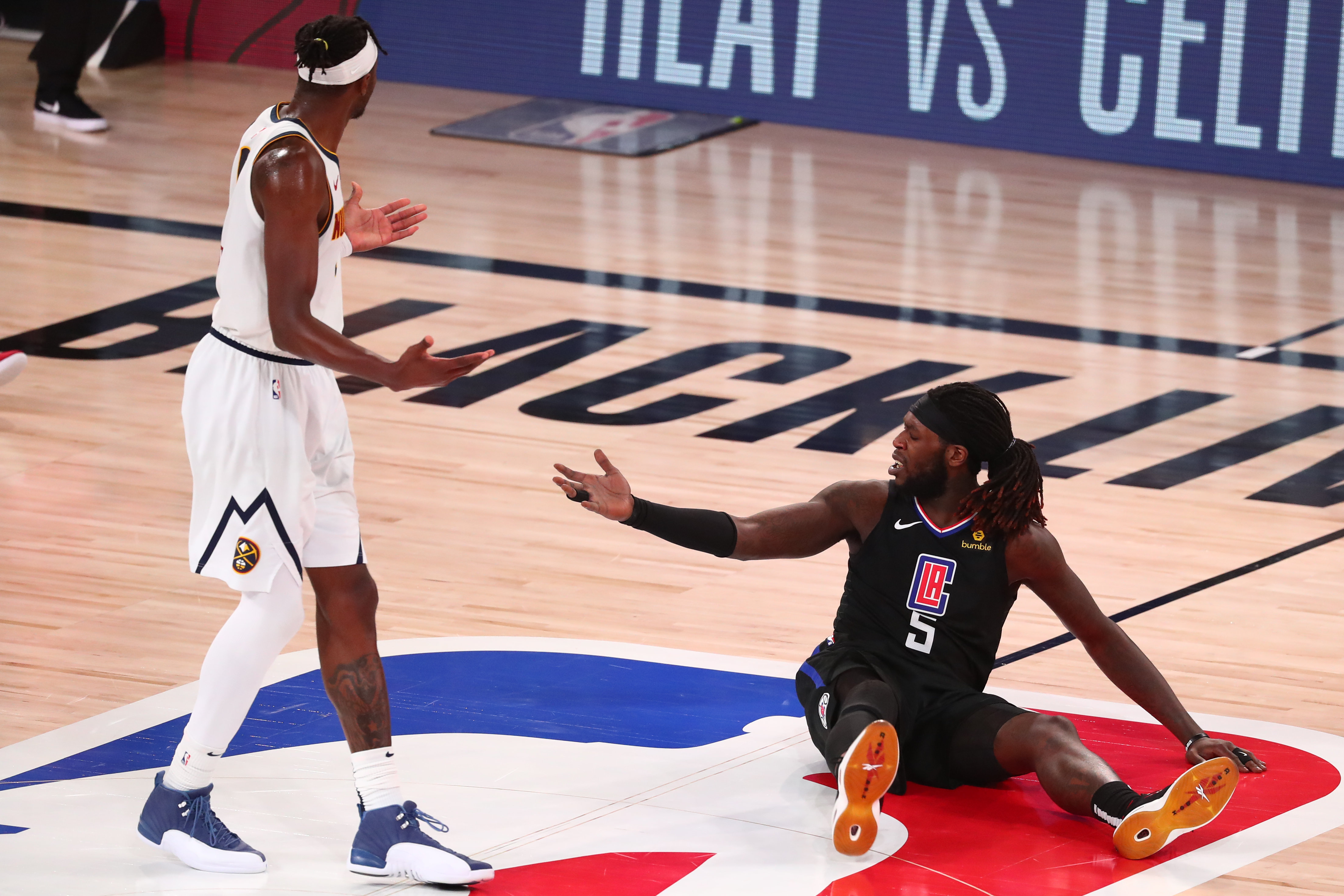 Montrezl Harrell intimates Clippers had no interest in him after signing with Lakers