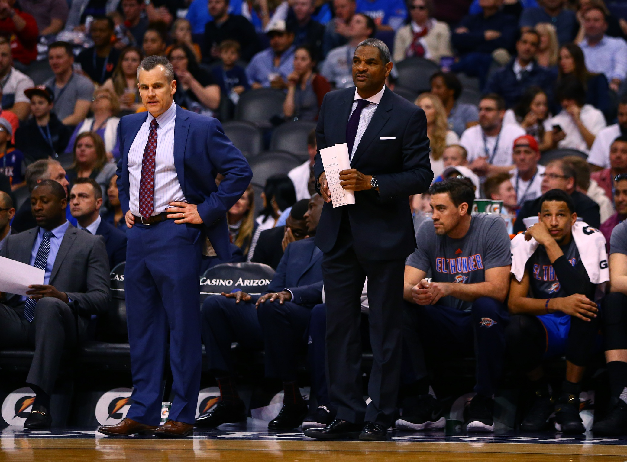 Maurice Cheeks Joins Billy Donovan's Chicago Bulls Staff