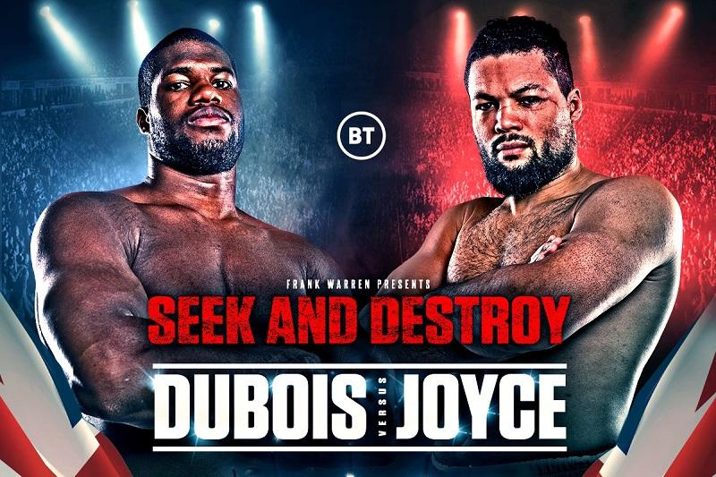 Queensberry Promotions: Dubois vs. Joyce Picks