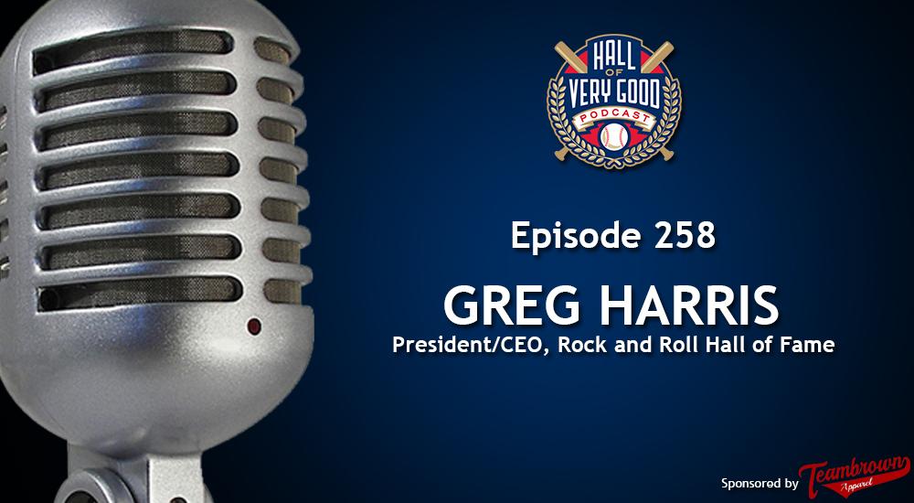 The HOVG Podcast: Greg Harris
