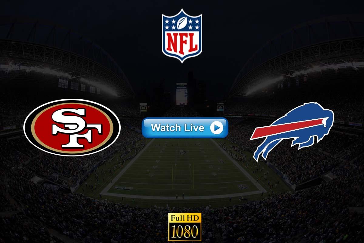 49ers vs Bills Live stream reddit