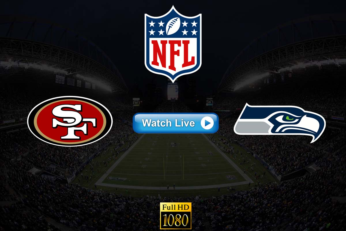 49ers vs Seahawks live streaming Reddit