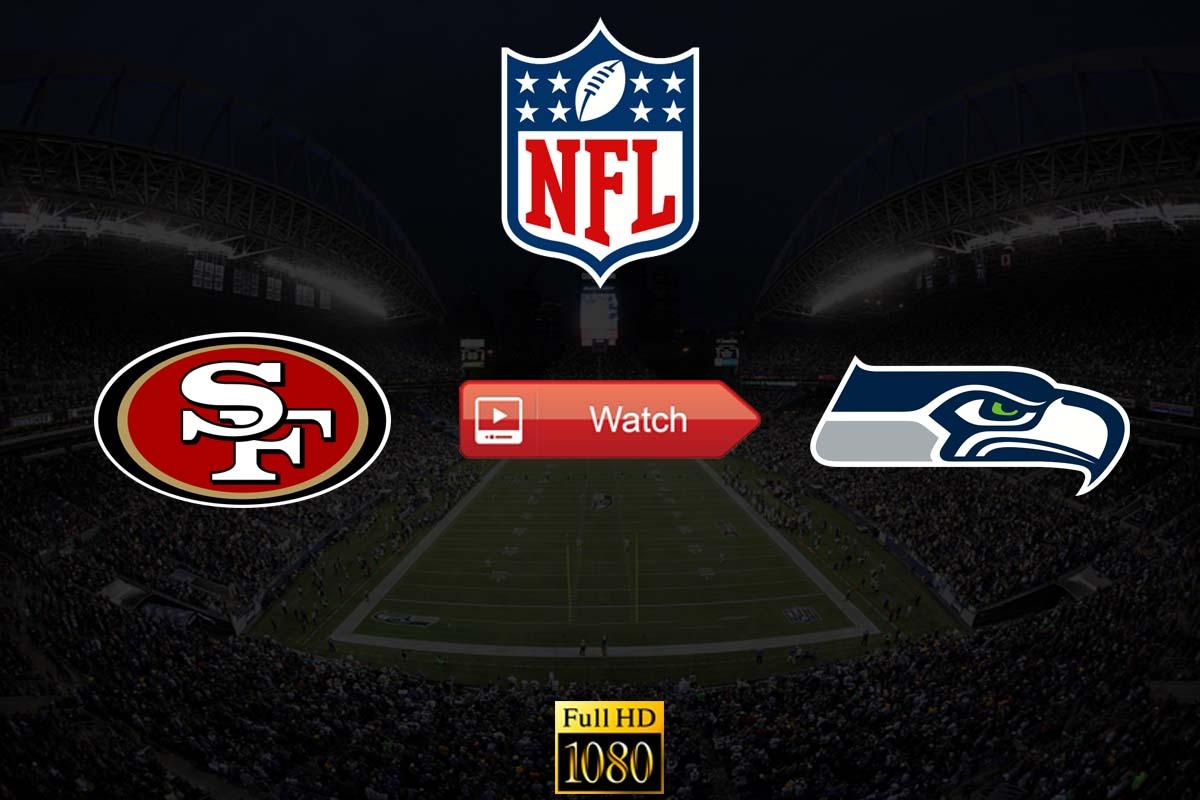 49ers vs Seahawks live stream Reddit
