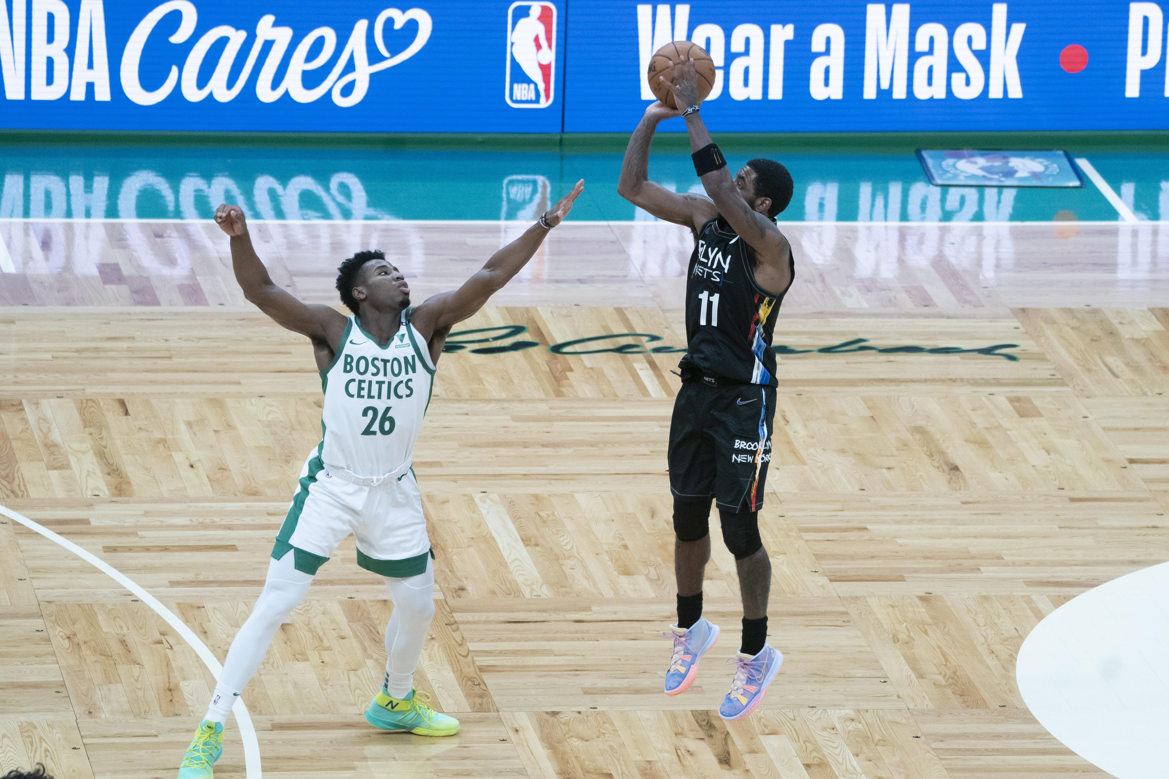 Boston Celtics rookie Aaron Nesmith struggles, but 'he'll get plenty of opportunities'