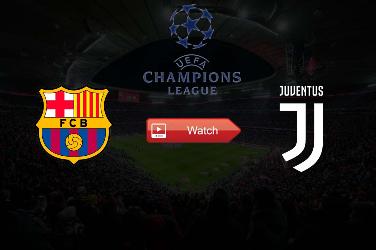 Soccer Crackstreams Barcelona Vs Juventus Live Streaming Reddit Watch Barcelona Vs Juventus Uefa Buffstreams Youtube Tv Time Date Venue And Scores The Sports Daily