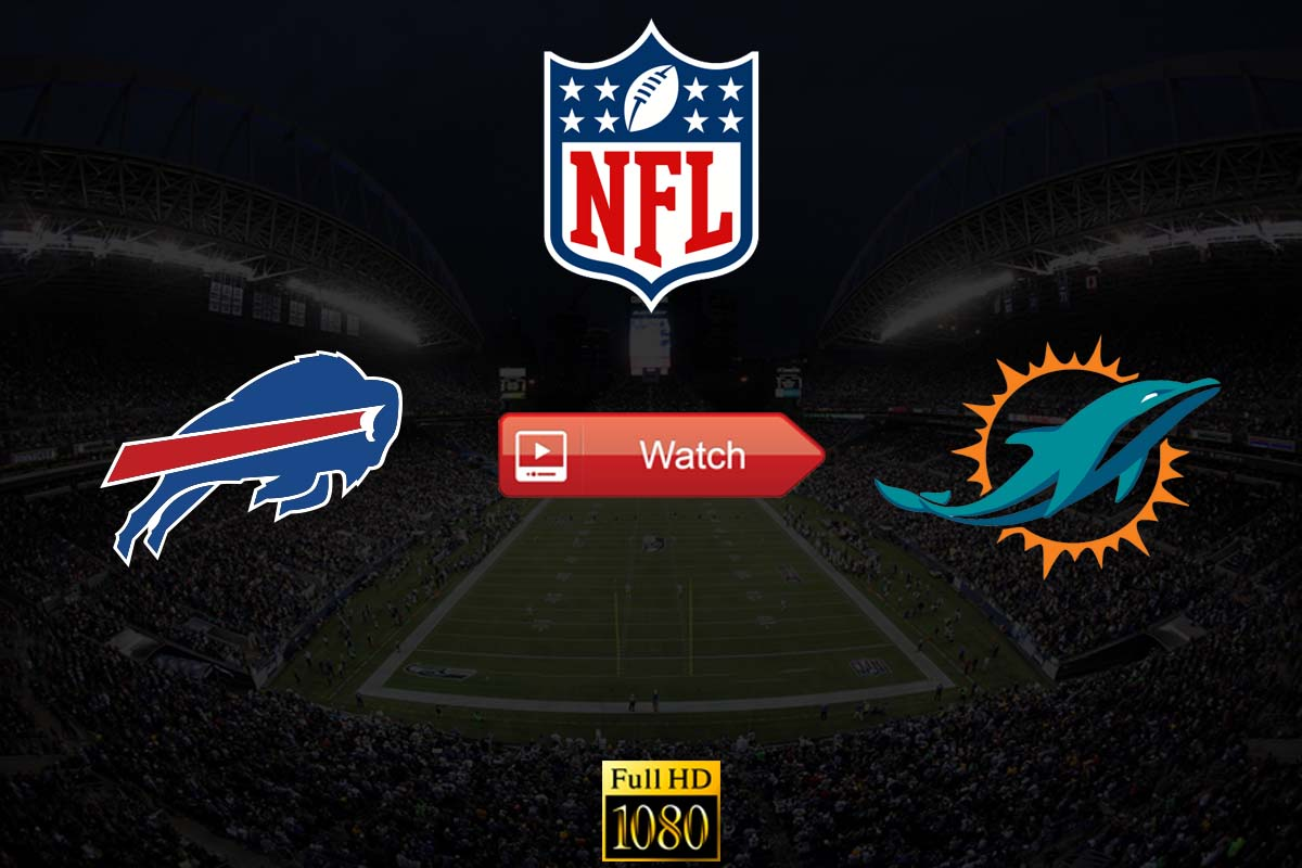 Bills vs Dolphins live stream Reddit