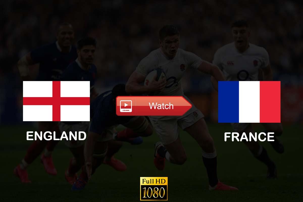 England France Live Stream