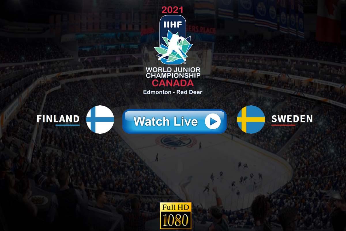 Finland vs. Sweden live streaming