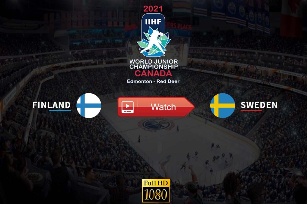 Finland vs Sweden live stream
