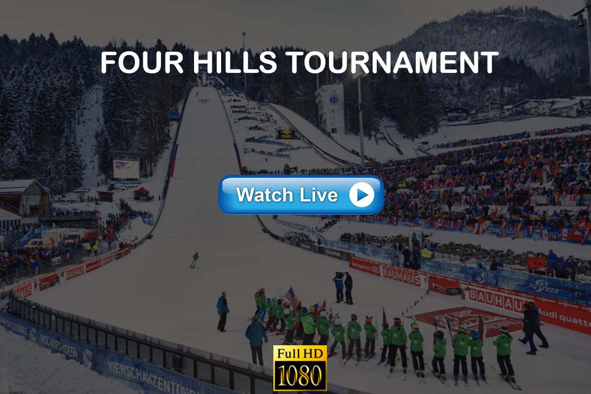 Four Hills Tournament 2021 live streaming