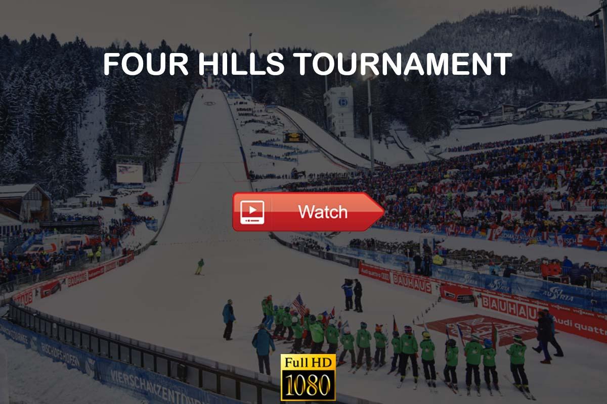 Four Hills Tournament live stream
