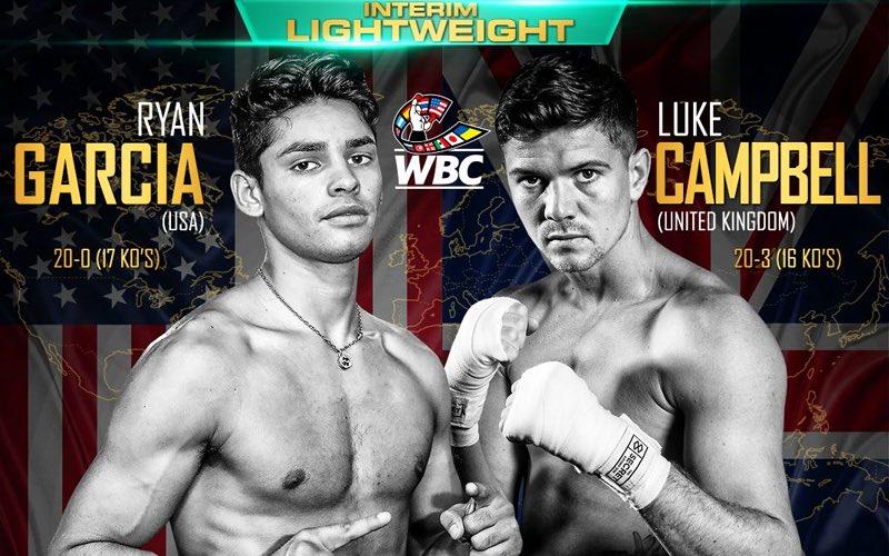 Garcia vs Campbell watch online