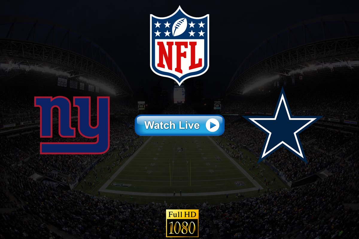 Giants vs Cowboys NFL reddit