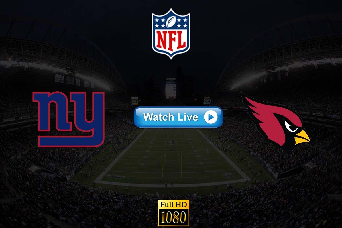 Giants vs Cardinals crackstreams