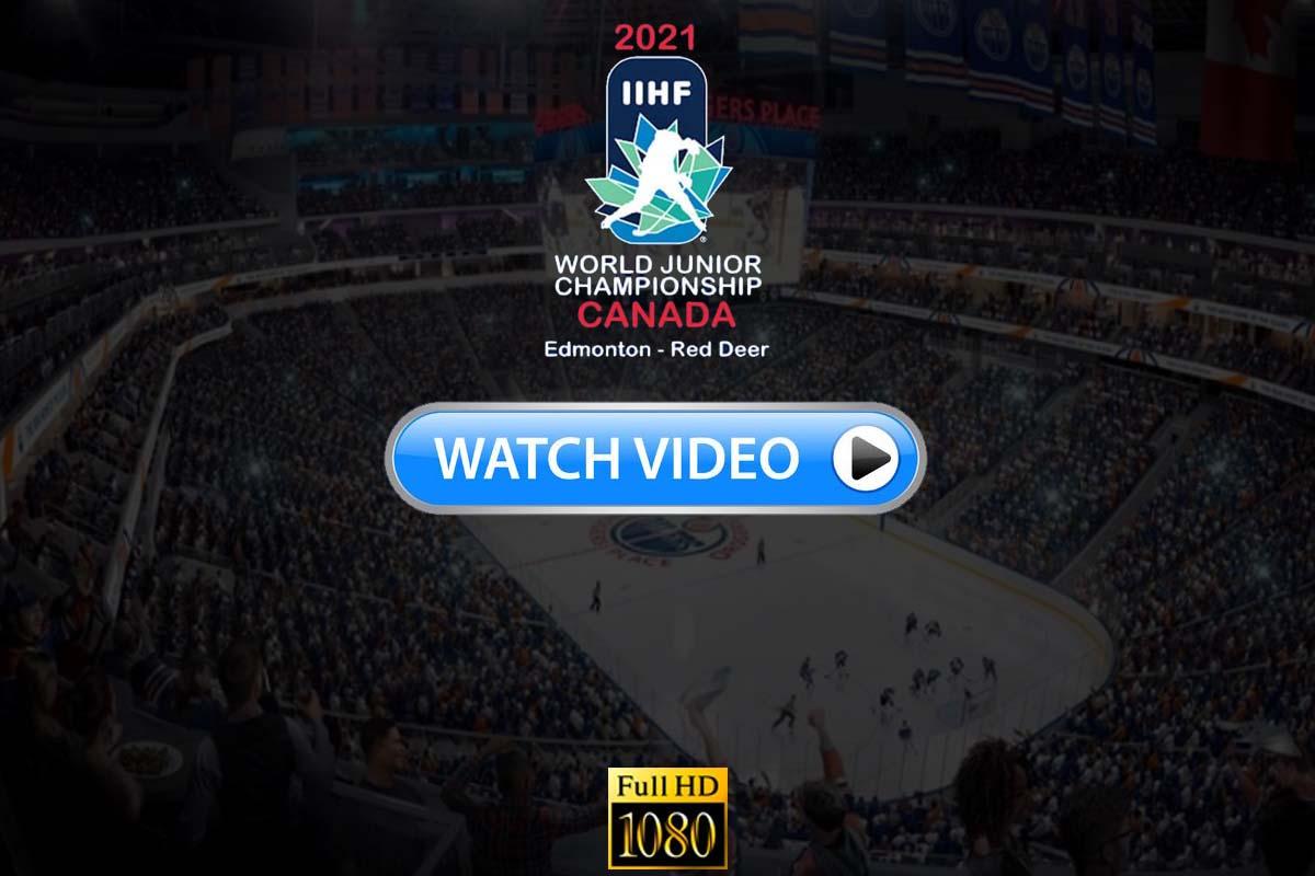 IIHF World Juniors Live Stream