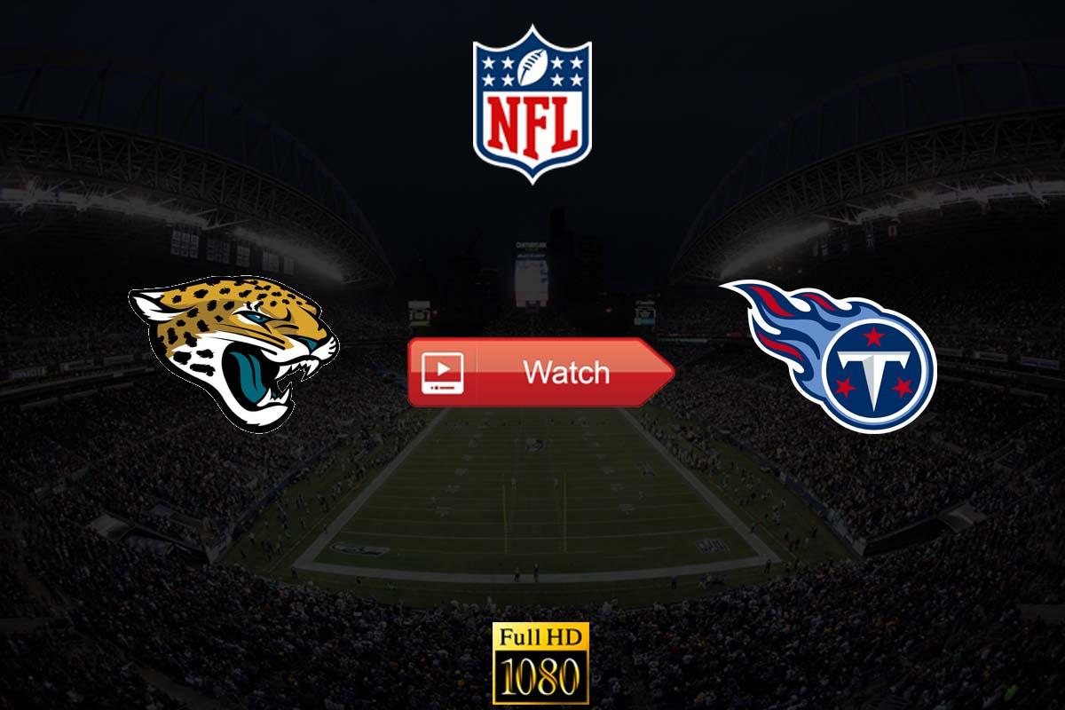 Jaguars vs Titans crackstreams