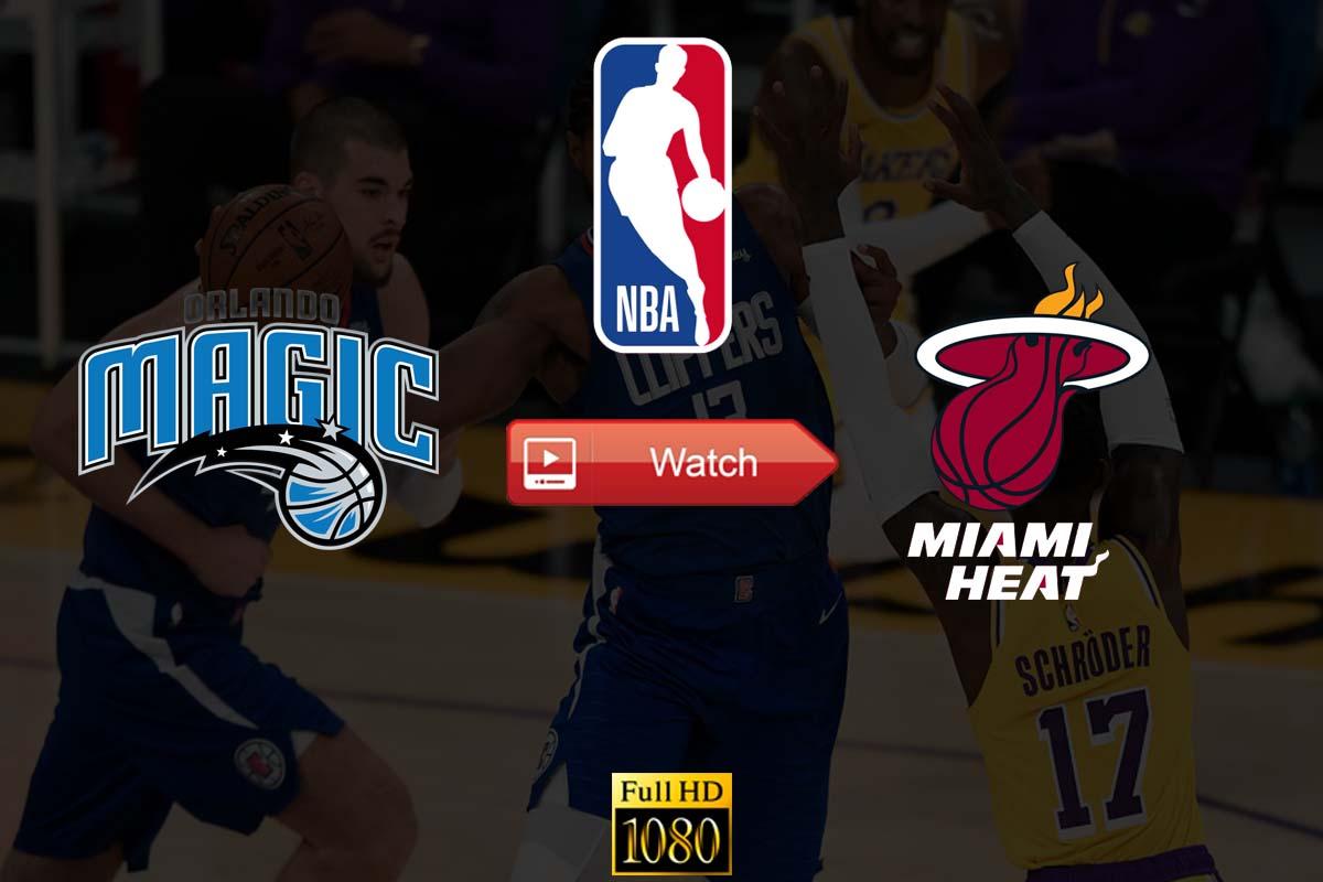 NBA Magic vs Heat Crackstreams Live Stream Reddit - Miami Heat vs Orlando Magic Youtube Start Time. Date, Venue, Highlights, Preview, and Updates