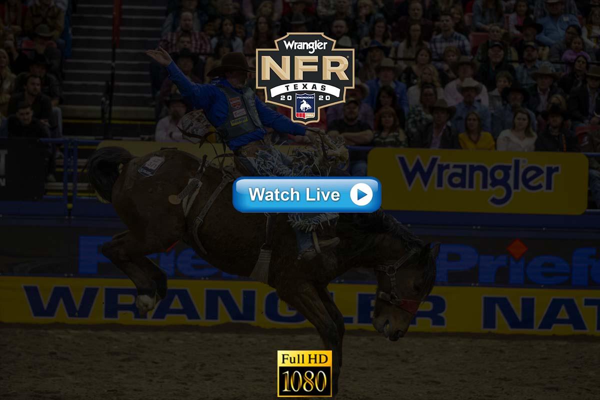 National Finals Rodeo nfr crackstreams