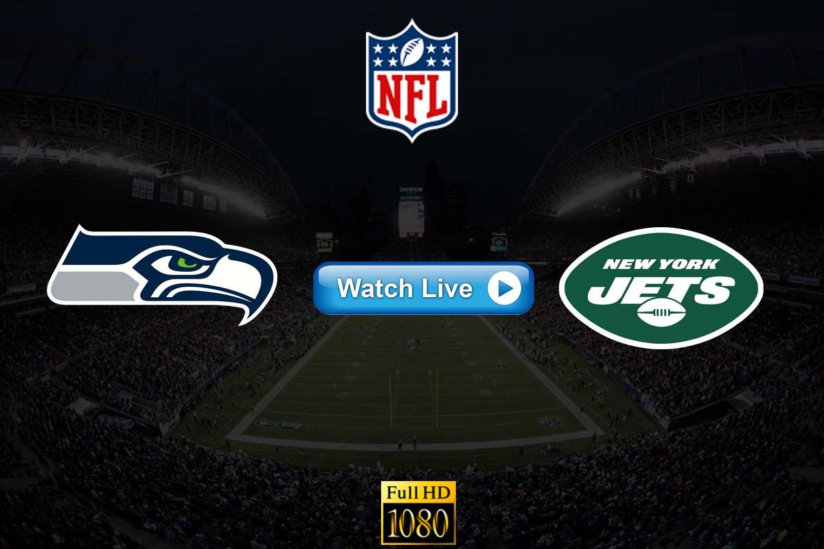 Seahawks vs Jets crackstream