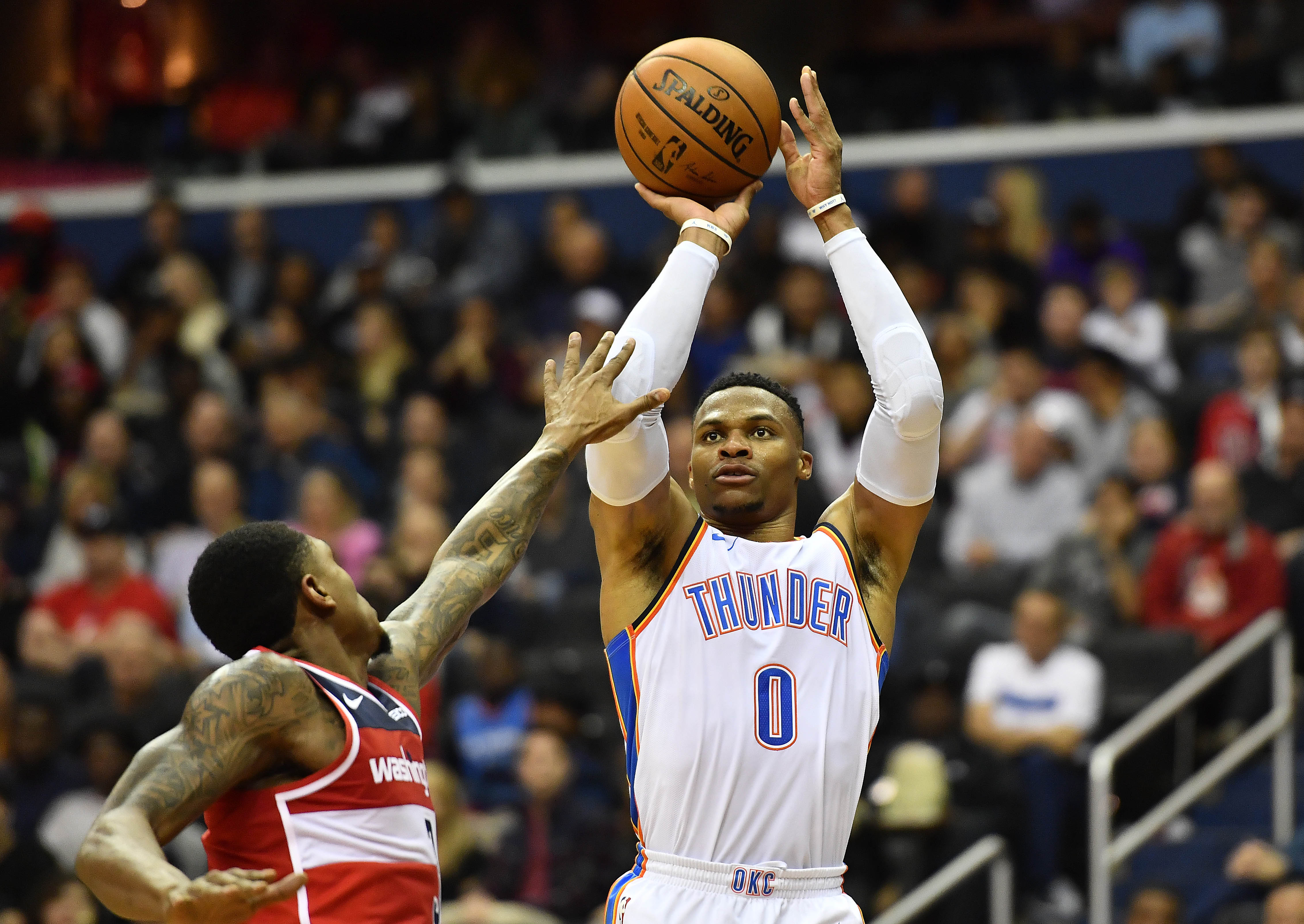 Bradley Beal, Russell Westbrook looking forward to symbiotic relationship