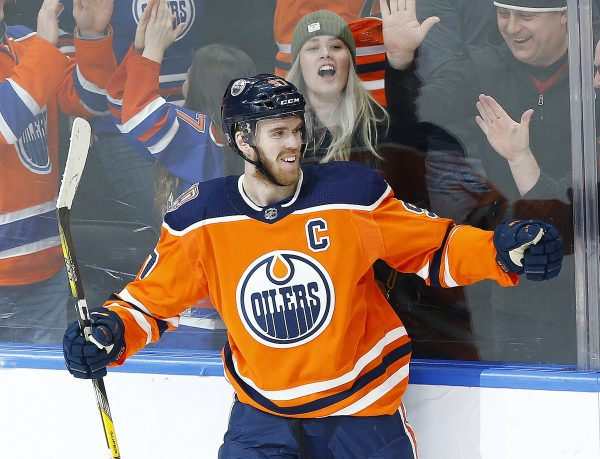 "Connor McDavid ""Frustrated"" As Oilers Return Home"