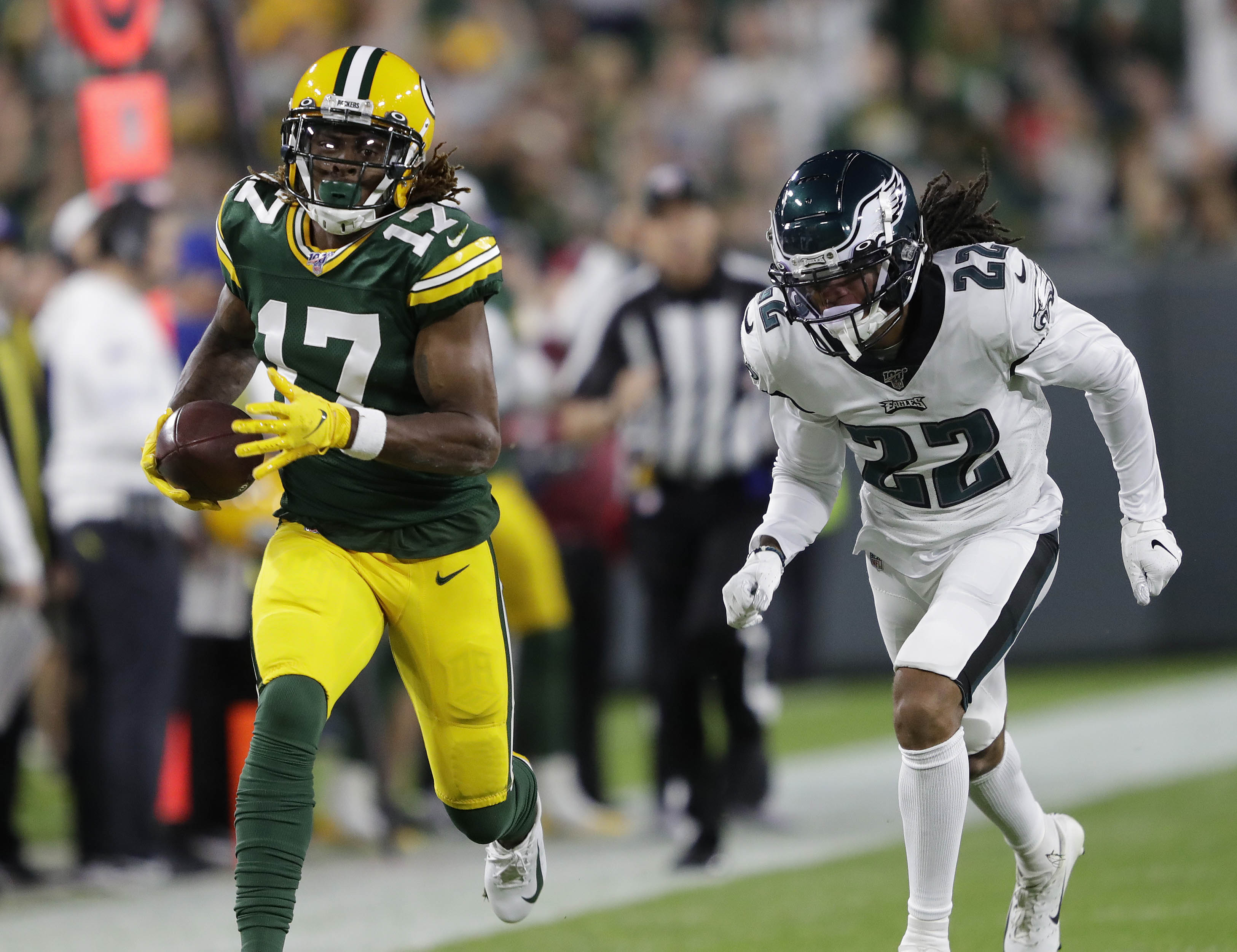 Six Key Factors That Will Determine the Winner of Packers-Eagles