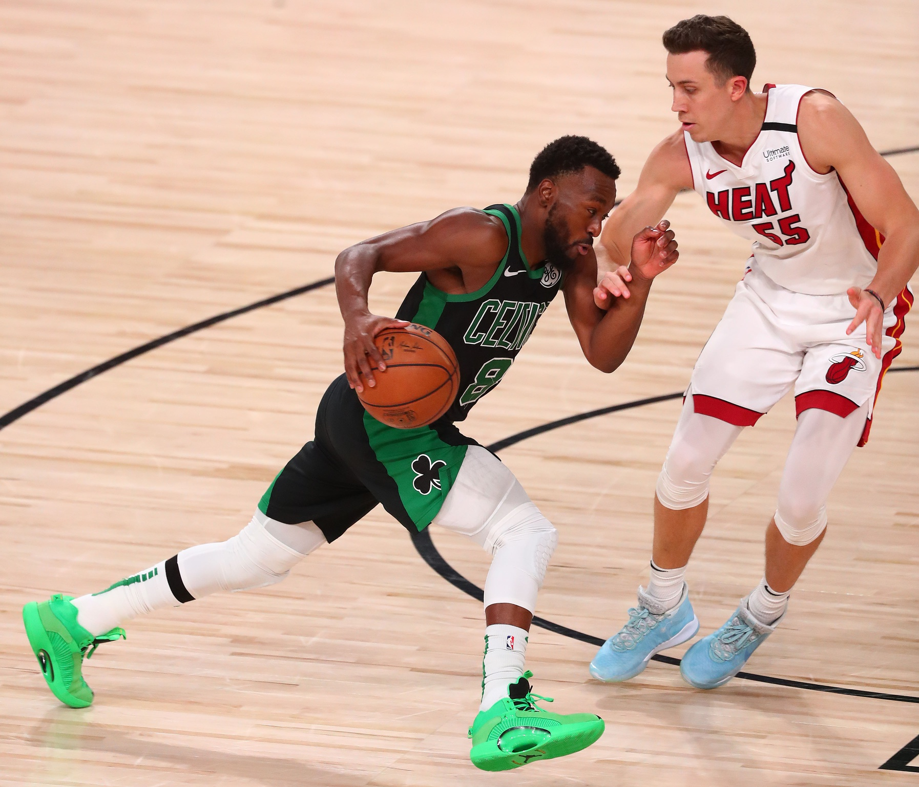 Your Morning Dump... Where EVERYTHING hinges on Kemba Walker's knee