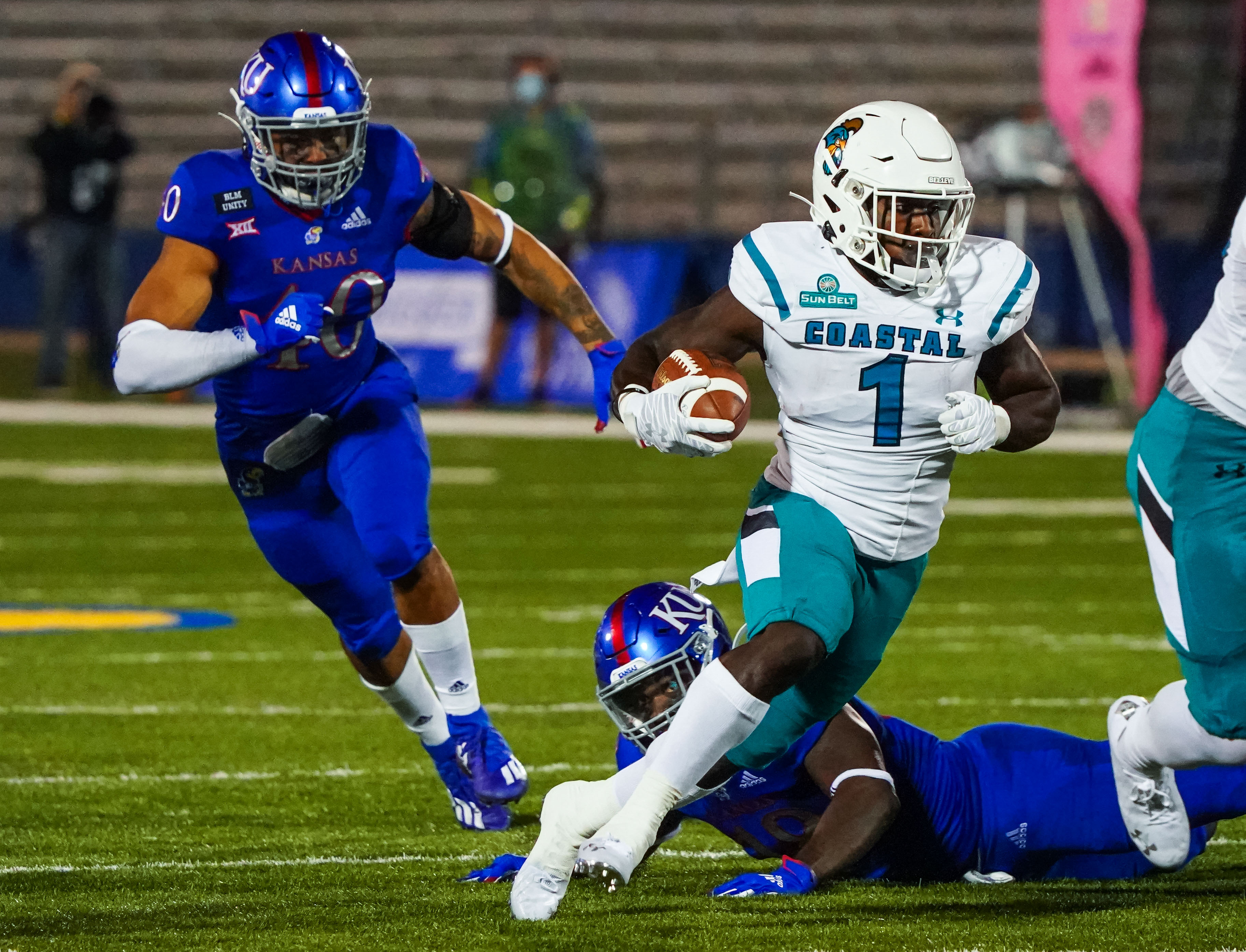 Coastal Carolina beats BYU to improve to 10-0 in 2020 NCAA College Football season