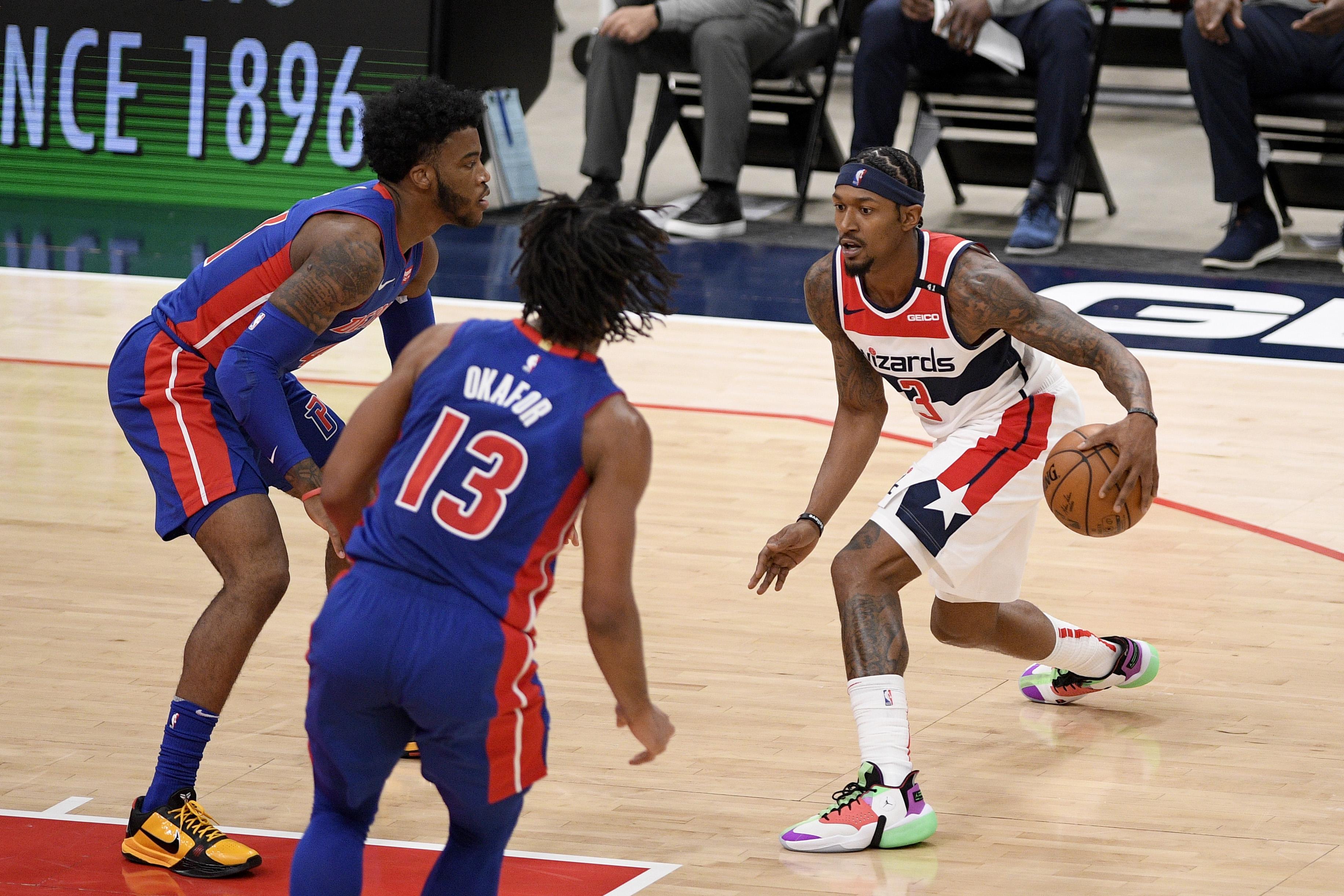 Five takeaways from Wizards' preseason loss to Pistons