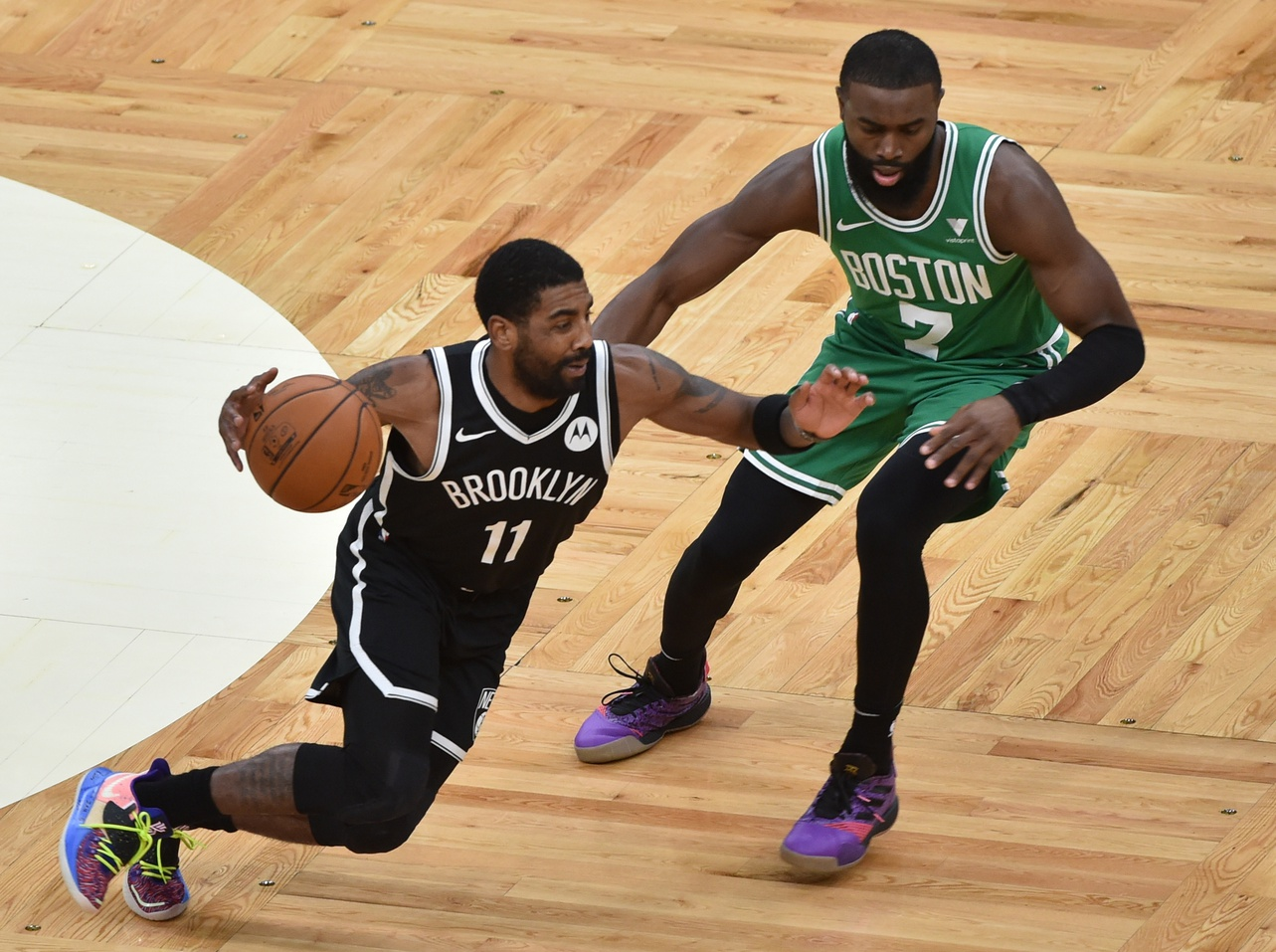 Your Afternoon Dump: Where the C's and Nets face off today