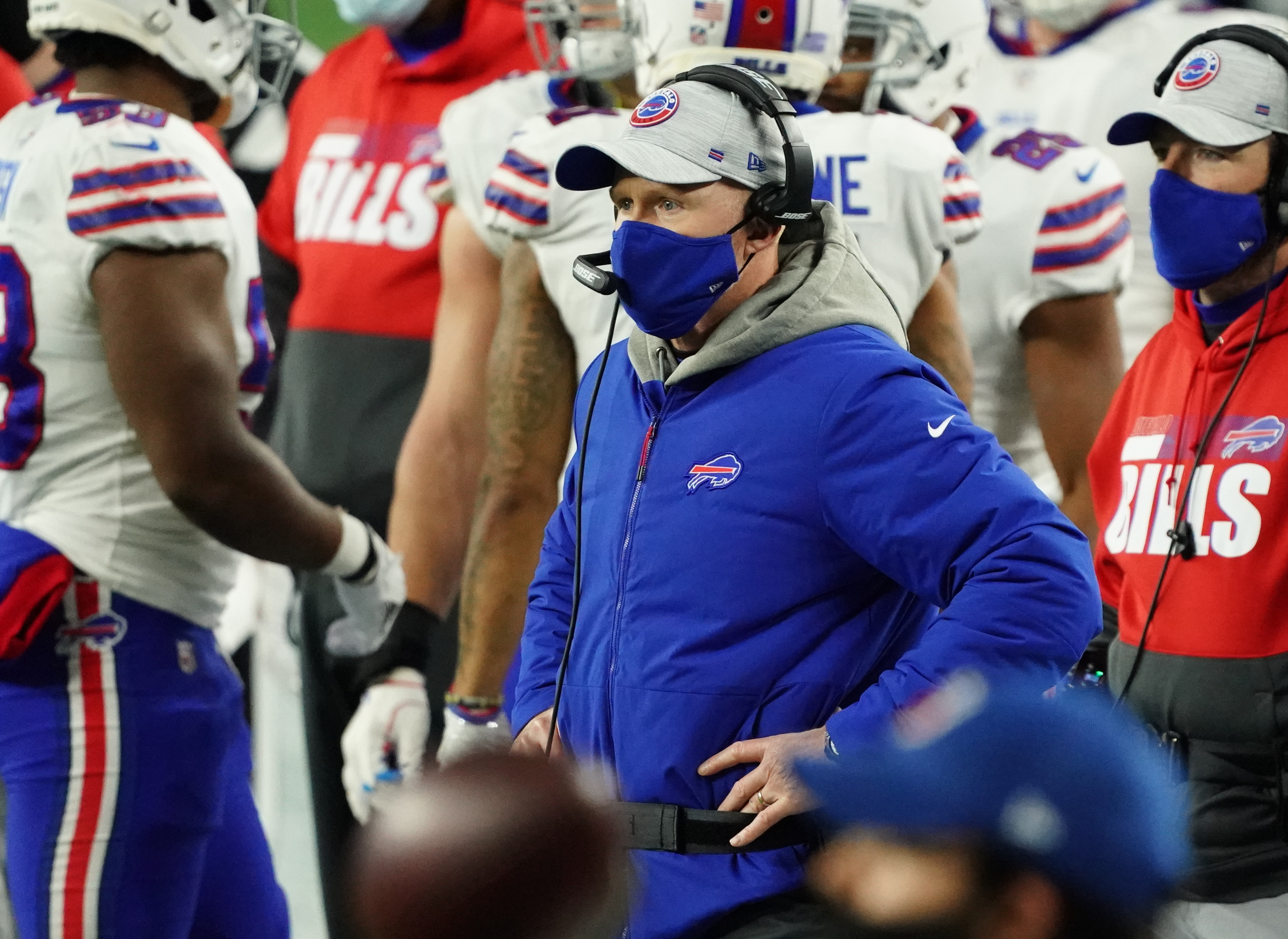 Sean McDermott explains how Bills have developed, matured over time