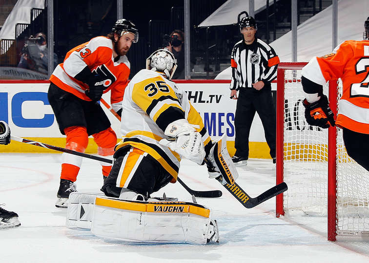 RECAP 1: Starting From The Bottom. Flyers Explode in 3rd, Topple Pens 6-3